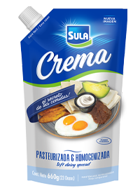 Crema pasteurizada 660g