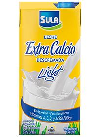 Leche extra calcio UHT litro