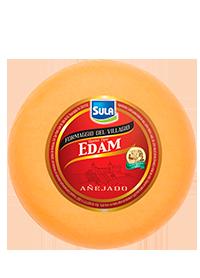 Queso añejado tipo Edan