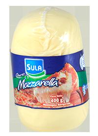 Queso mozzarella 400g
