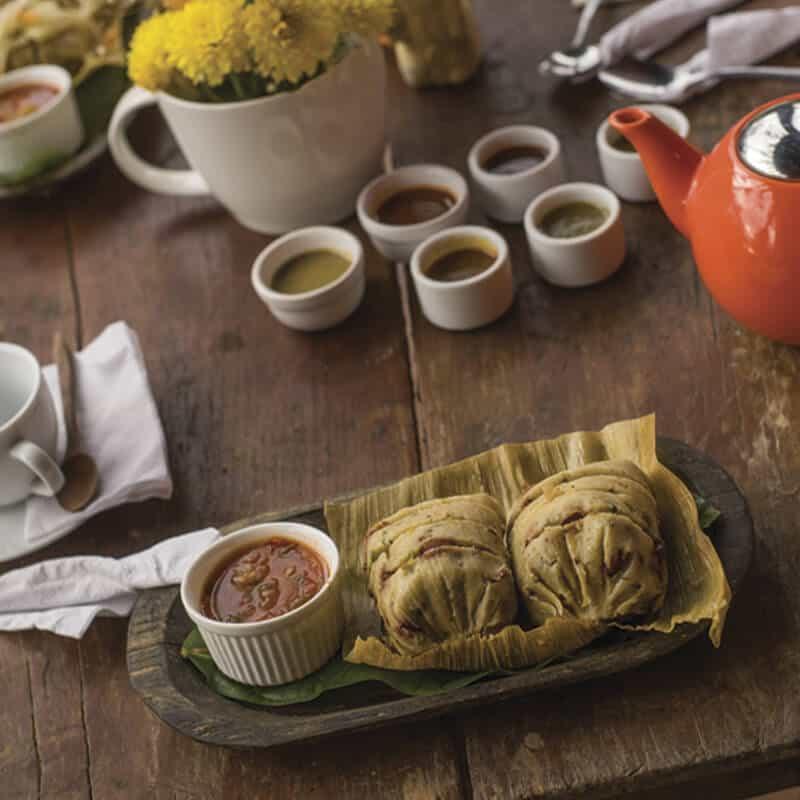 Comida en Copán Ruinas, restaurantes y tipo de recetas