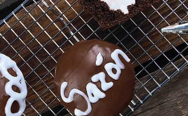 Receta Cupcakes de Chocolate con Malvaviscos
