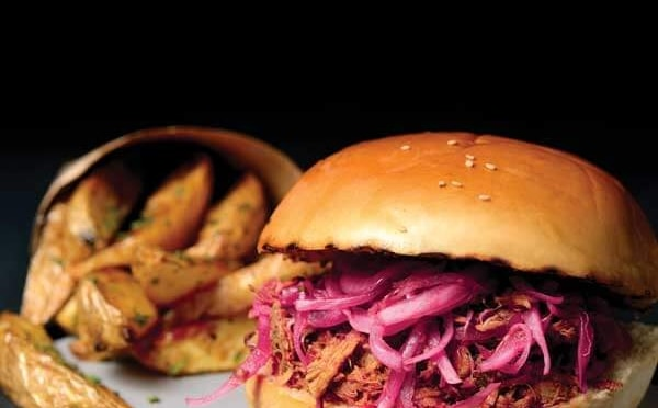 Receta Pulled Pork Sandwich