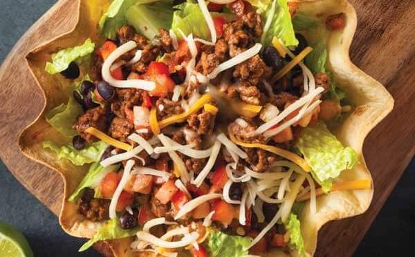 Receta Taco Salad