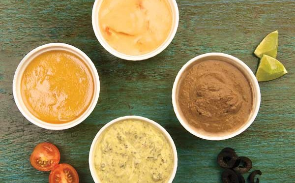 Receta Party Dip