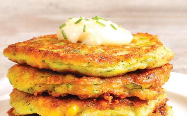 Corn Fritters ¿Cómo hacer las frituras de maíz? | Sazón Sula
