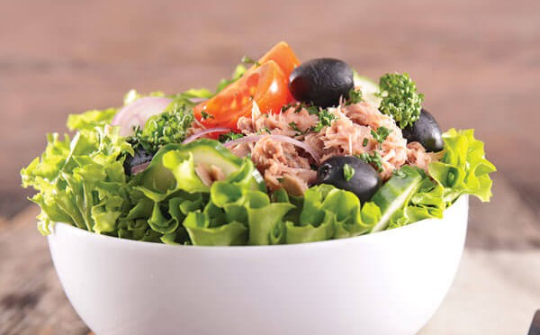 Receta Ensalada Light