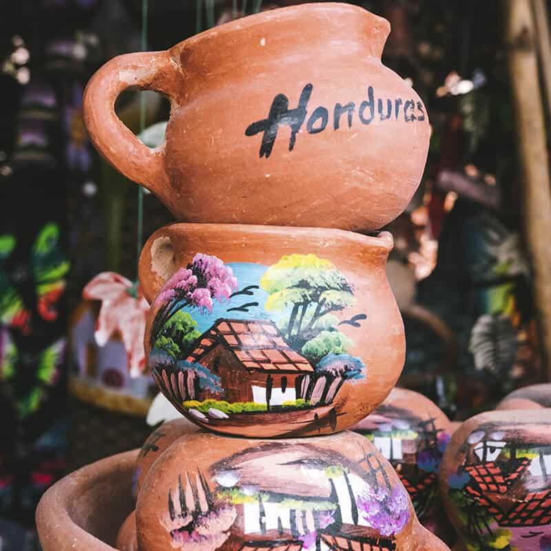 Artesanías Honduras