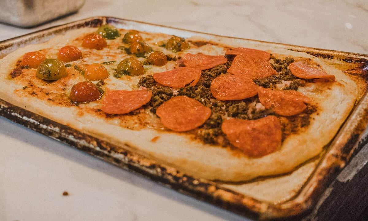 El Horno en Valle de Ángeles ofrece pizza artesanal