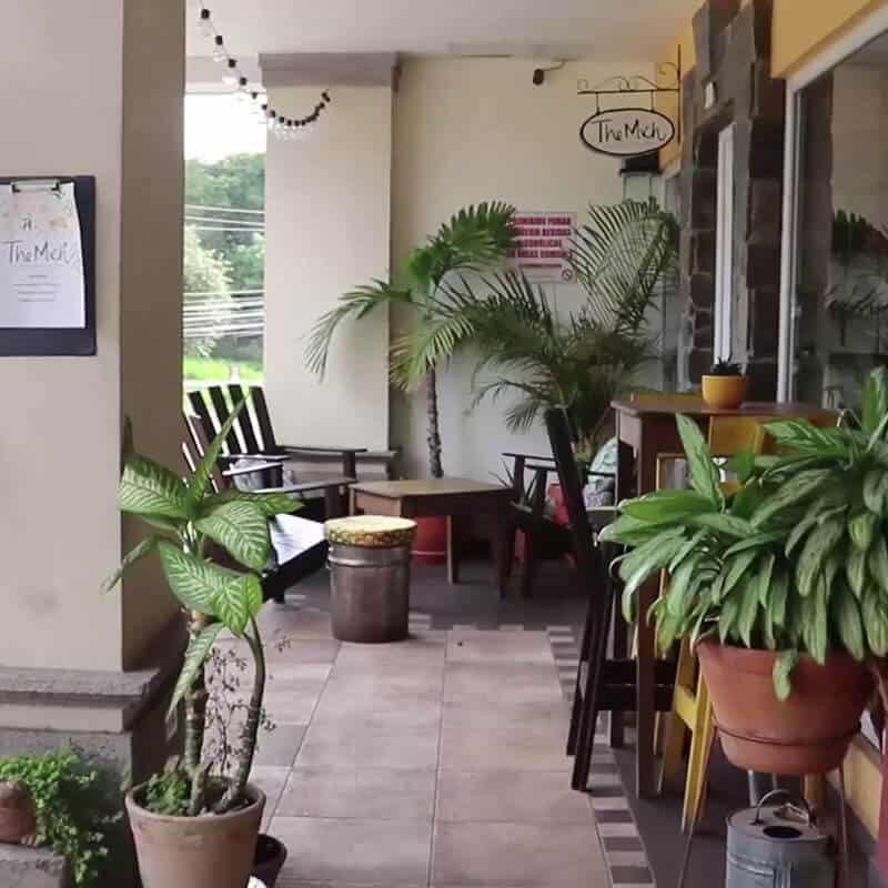 The Mich el restaurante con ambiente hogareño de Michelle Fugón