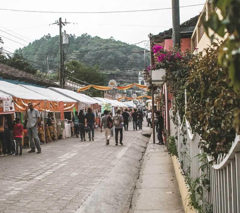 Festival de Choro y el Vino en su XII edición en La Esperanza Honduras