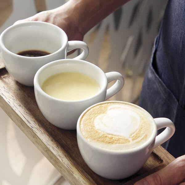 Atoffee una bebida de cafe con vainilla y atol descubre la receta aquí