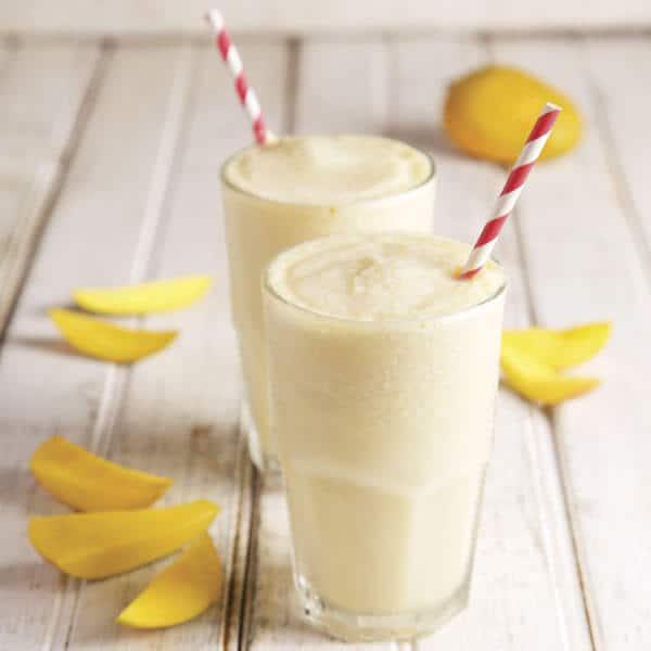 Vaini Mango deliciosa bebida que mezcla mango con vainilla