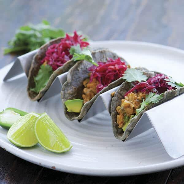 Tacos de chanchito Copanecos receta fácil y elegante