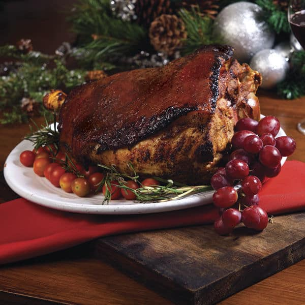 Pierna de Cerdo al Romero receta de cocina para navidad