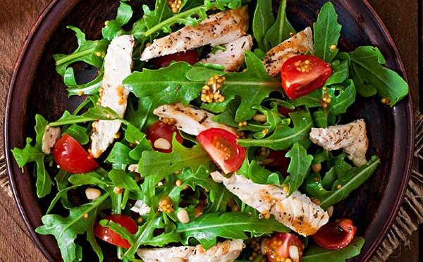 Ensalada Verde un comida que no puede faltar en tu dieta