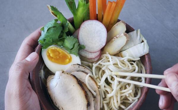 Ramen Sula la sazón de la comida oriental en tu cocina