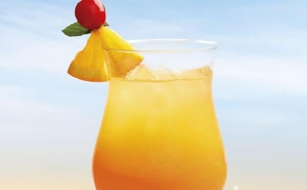 Bahama Mama para refrescarte este verano con jugos Sula