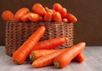 Zanahoria una fortuna culinaria en nuestras cocinas y platillos