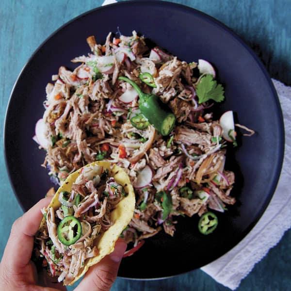 Salpicón con chilitos jalapeños, encuentra aquí la receta de cocina