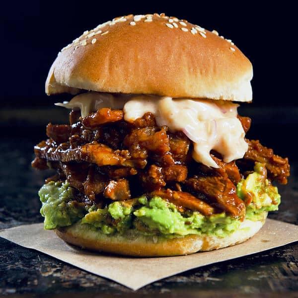 La Gordis | Hamburguesa al estilo Sazón Sula